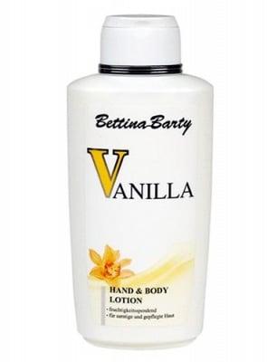 Bettina Barty hand & body lotion vanilla 500 ml. / Бетина Барти Ванила лосион за тяло и ръце 500 мл