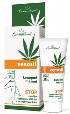 Cannaderm Venosil veins balm 100 ml. / Канадерм Венозил балсам за вени 100 мл.
