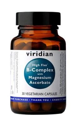 Vitamin B- complex with magnes