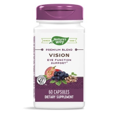 Vision 312 mg 60 capsules Nature's Way / Вижън 312 мг. 60 капсули Nature's Way