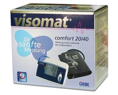 Digital device for measuring blood pressure Visomat Comfort 20/40 /  Електронен апарат за измерване на кръвно налягане Визомат Комфорт 20/40