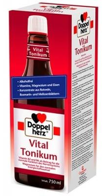 Doppelherz Vital tonikum 750 ml. / Допелхерц Витал тоник 750 мл.