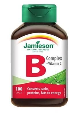 Jamieson B complex + Vitamin C