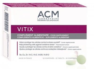 Vitix tablets 30 / Витикс таблетки против витилиго 30 таблетки