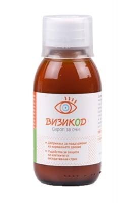 Visicode kid syrup 120 ml. / Визикод деца сироп за очи 120 мл.