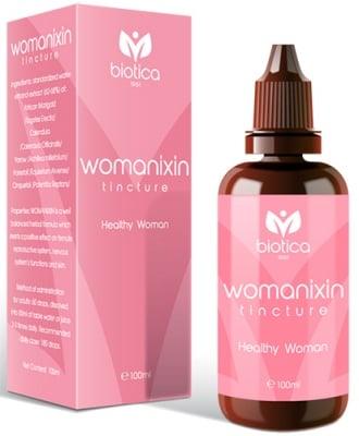 Womanixin tincture 100 ml. / Уоманиксин тинктура 100 мл.