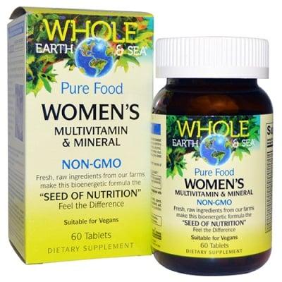 Women`s Multivitamin & mineral 60 tablets Natural Factors / Мултивитамини и минерали за жени 60 таблетки Натурал Факторс