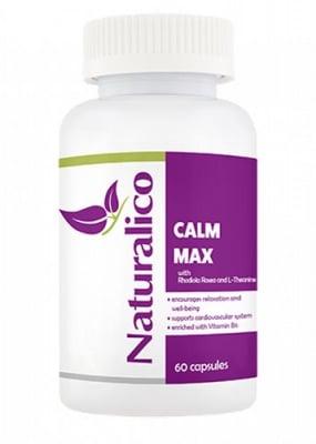 Naturalico calm max 60 capsules / Натуралико Калм макс 60 капсули