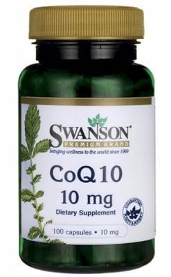 Swanson Co Q10 10 mg 100 capsules / Суонсън Коензим Q10 10 мг. 100 капсули