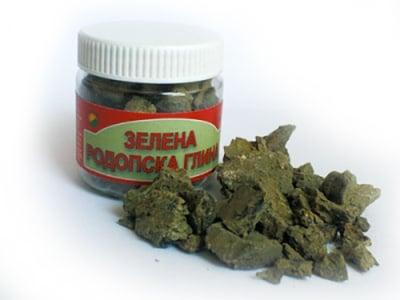 Green Rhodope huma 80 hr. Bulgarian herb / Зелена родопска хума 80 гр. Българска билка