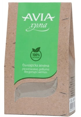 Avia clay green powder 250 g / Авиа зелена хума на прах 250 гр.