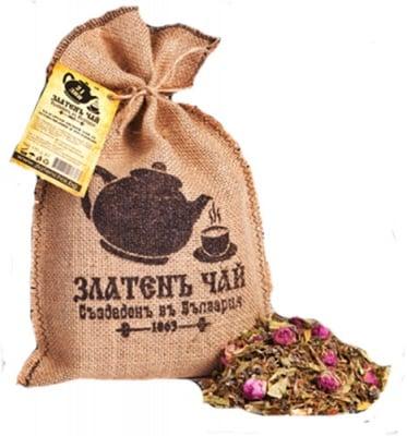 Golden tea for slimming and detoxication 170g. / Златен чай за отслабване и детоксикация 170гр.