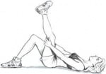 Облекчете болките в кръста с тези лесни упражнения